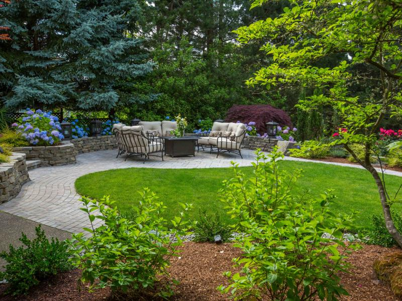Relaxation: Tranquil Garden