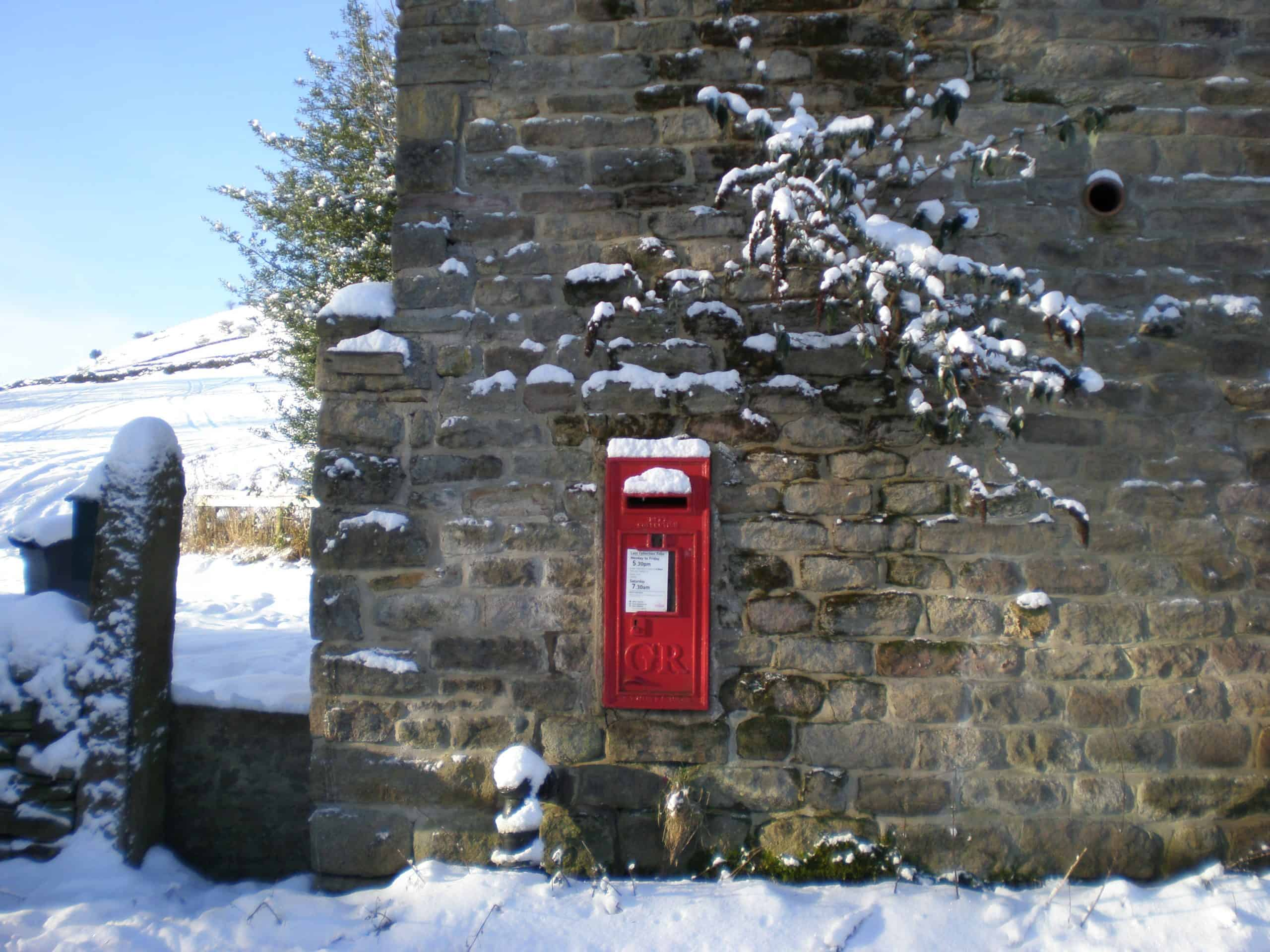 Christmas in Chinley